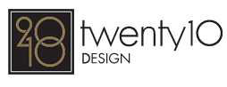 twenty10 design logo