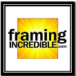 framing incredible logo